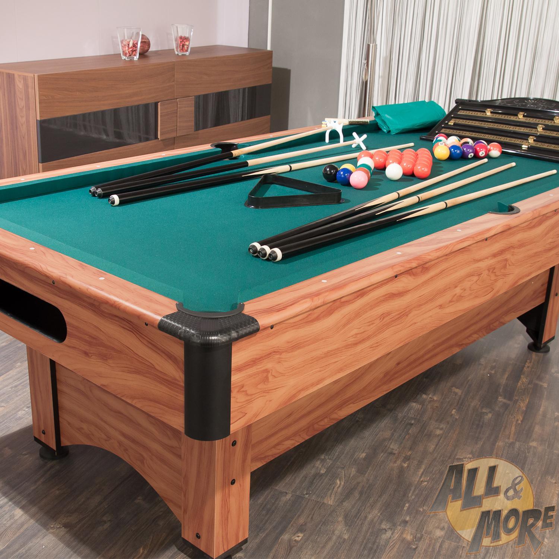 Tavolo da biliardo carambola professionale snooker bigliardo gioco panno blu ebay - Tavolo da biliardo professionale ...