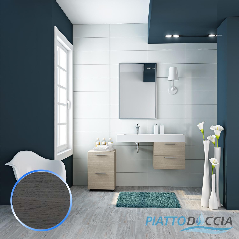 Ensemble meuble suspendu salle de bain lavabo miroir 100 for Ensemble lavabo salle de bain