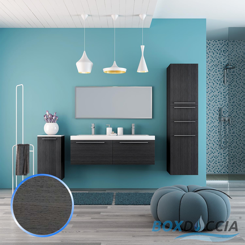 Bathroom-Furniture-1200-Set-Wall-Hung-Cabinet-Vanity-Unit-Countertop ...