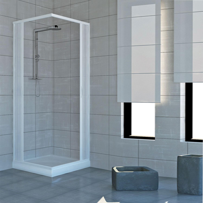 cabine de douche plastique cabine douche plastique sur enperdresonlapin. Black Bedroom Furniture Sets. Home Design Ideas