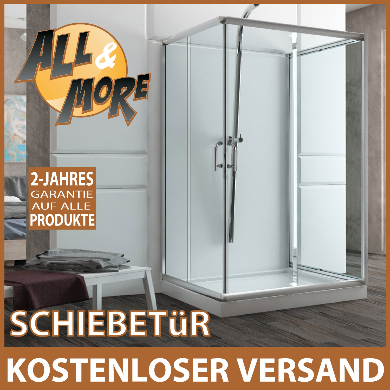 duschkabine dusche duschabtrennung u form schiebet r 1. Black Bedroom Furniture Sets. Home Design Ideas