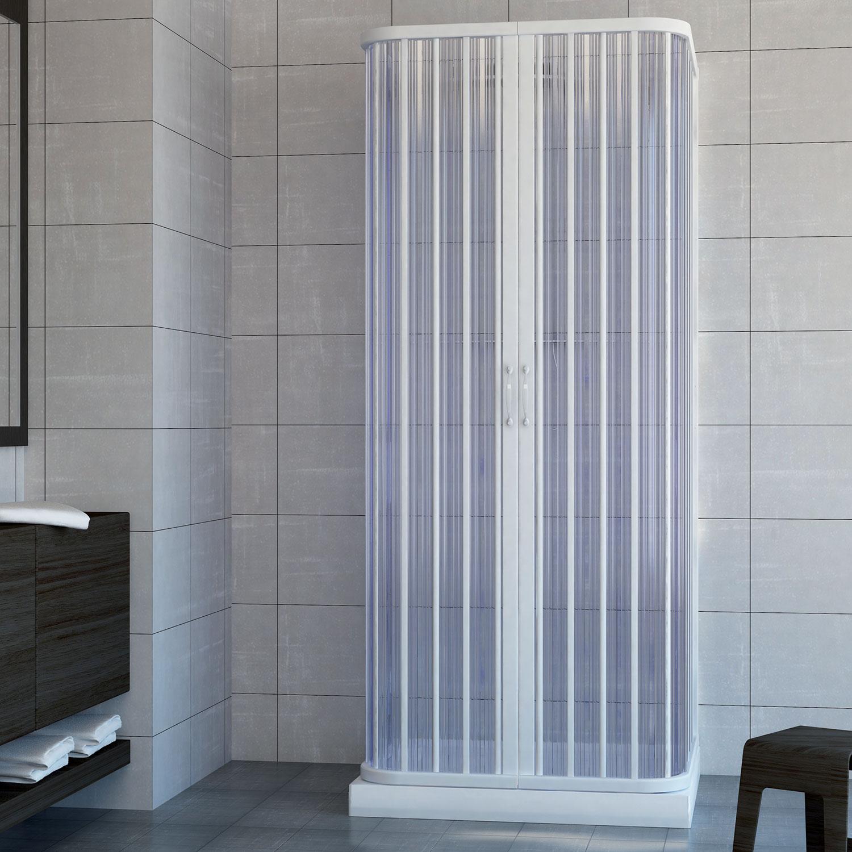 Dreiseitig pvc duschkabine 70x90 ariete zentraler for Fenster 70x90