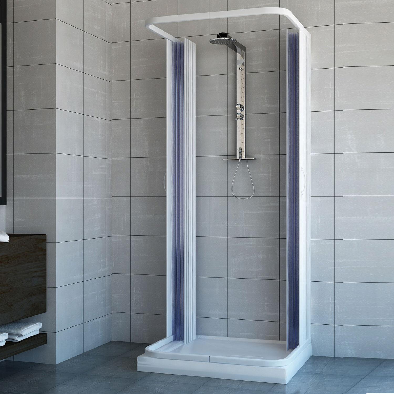 duschkabine dusche duschabtrennung duschwand u form. Black Bedroom Furniture Sets. Home Design Ideas