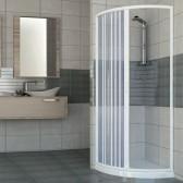 Box doccia in PVC mod. Scorpione con apertura laterale