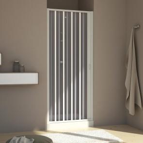 Porta doccia in PVC mod. Aura con apertura laterale