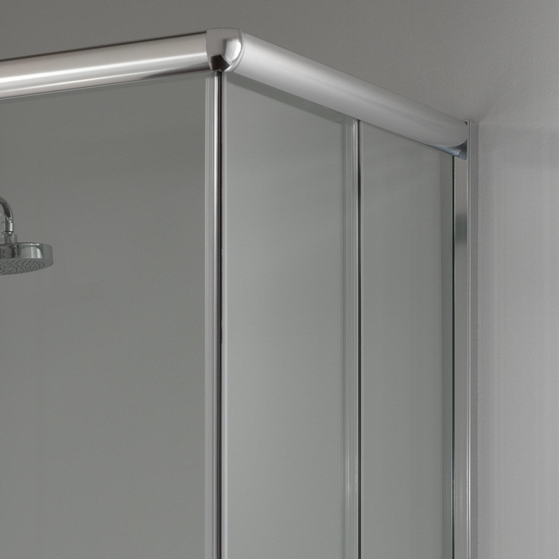 duschkabine duschabtrennung duschwand echtglas schiebet r. Black Bedroom Furniture Sets. Home Design Ideas