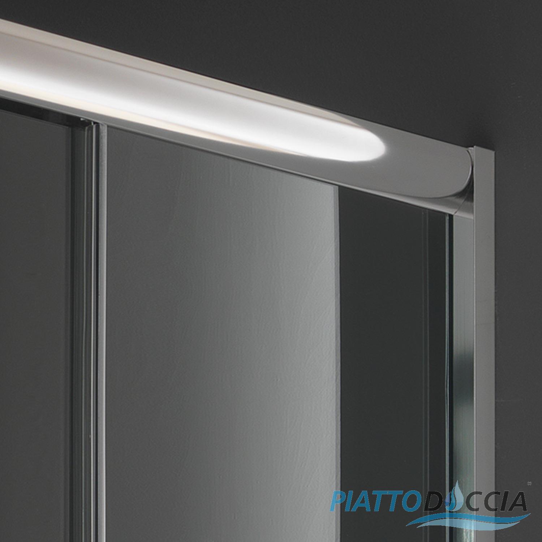 duschkabine duschabtrennung 75x75 h185 echtglas duschwand klarglas glas. Black Bedroom Furniture Sets. Home Design Ideas