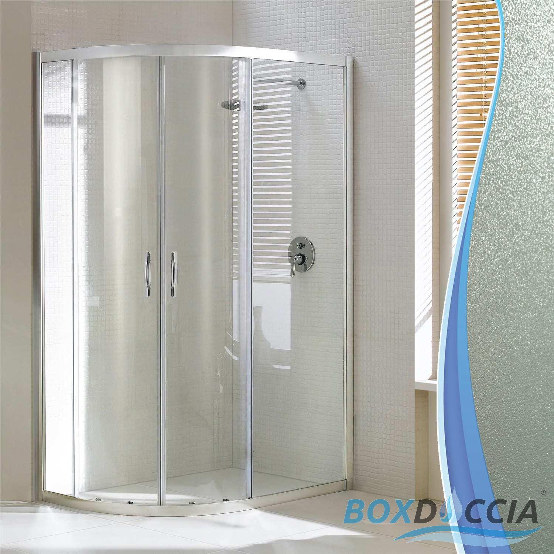 paroi cabine de douche ouverture angulaire arrondie circulaire verre coulissant ebay. Black Bedroom Furniture Sets. Home Design Ideas