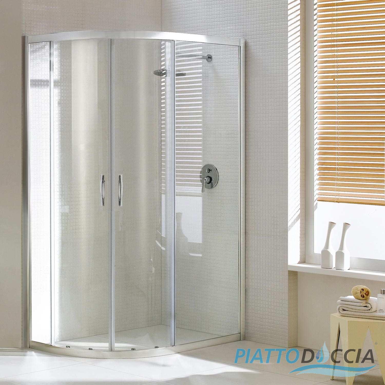 paroi cabine de douche ouverture angulaire arrondie circulaire verre coulissant. Black Bedroom Furniture Sets. Home Design Ideas