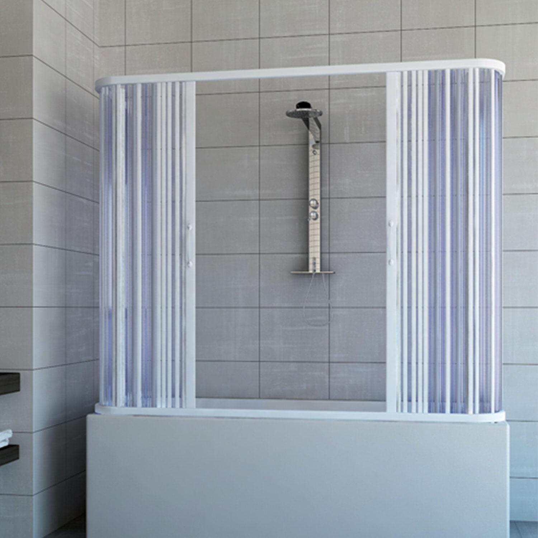 Duschwand Auf Badewanne QB15 – Hitoiro