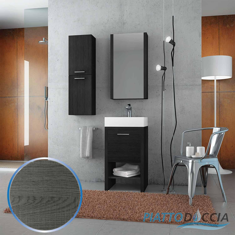 Countertop Unit : ... 450mm Set Wall Hung Cabinet Vanity Unit Countertop Basin Sink eBay