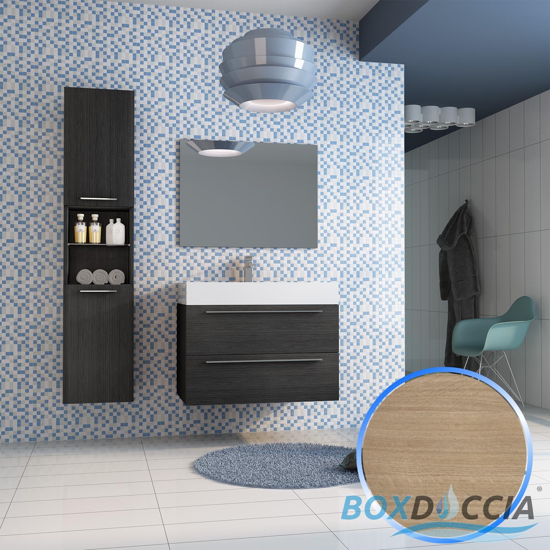 Bathroom-Furniture-800mm-Set-Wall-Hung-Cabinet-Vanity-Unit-Countertop ...