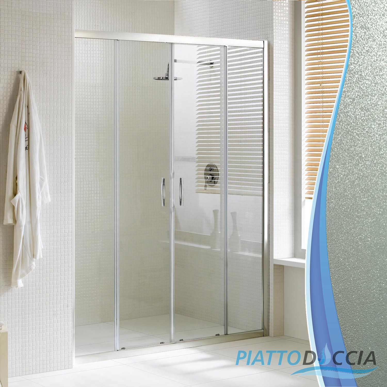 Paroi de douche italienne opaque trendy sticker pour - Cabine de douche verre opaque ...
