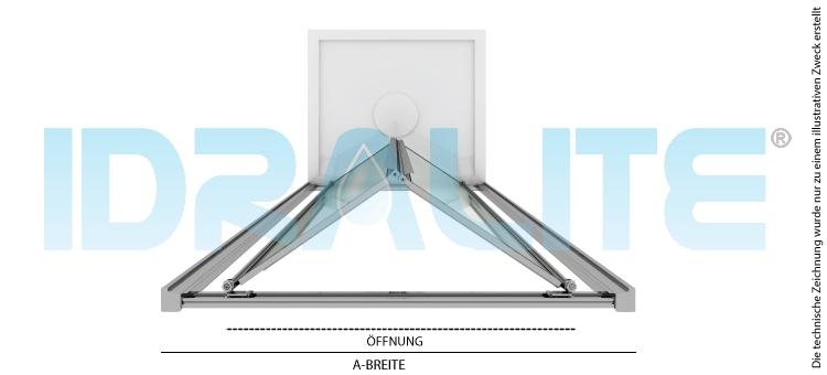 duschkabine duscht r duschwand nische faltt r strukturglas 67 68 69 70 71 72 cm ebay. Black Bedroom Furniture Sets. Home Design Ideas