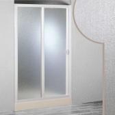 Porta doccia in Acrilico mod. Smart con apertura laterale