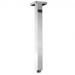 Braccio doccia in ottone a soffitto lungo 35 cm mod. Beta