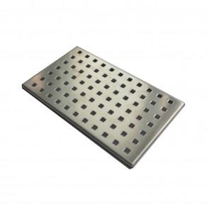 Cover in acciaio Inox per Piletta di Scarico Blend